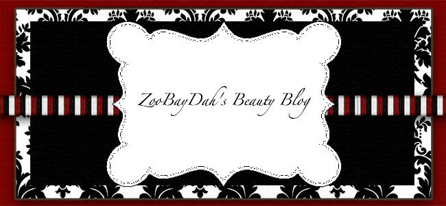 ZooBayDah's Beauty Blog