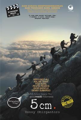 Sinopsis Film 5 cm