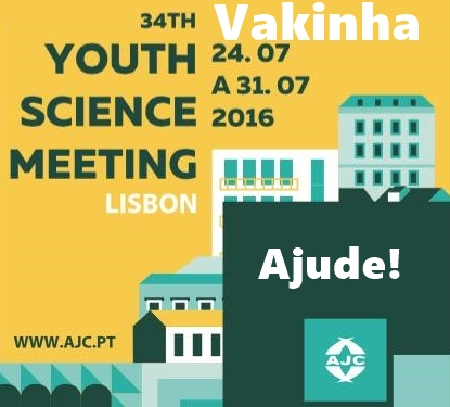 Vakinha - Estudantes rumo ao Youth Science Meeting