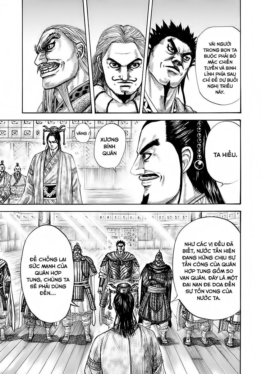 Kingdom – Vương Giả Thiên Hạ (Tổng Hợp) chap 268 page 11 - IZTruyenTranh.com