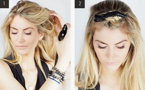 cómo hacer una trenza sencilla y bonita ~ belleza y peinados