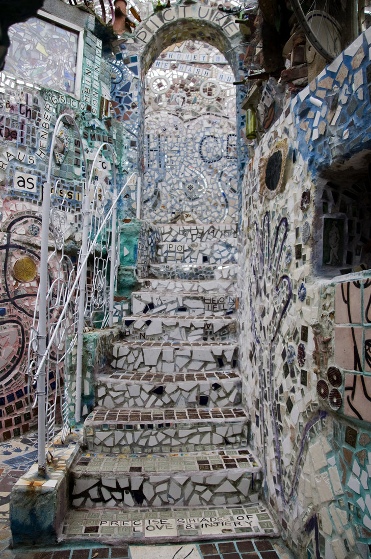 A Day with The Mistress Borghese THE MAGIC GARDENS