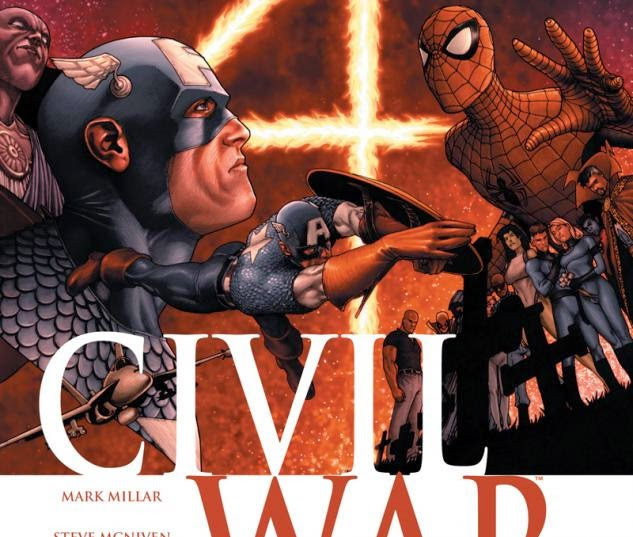 marvel comics,civil war