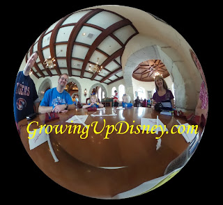 Spherical Photo Akershus Royal Banquet Hall