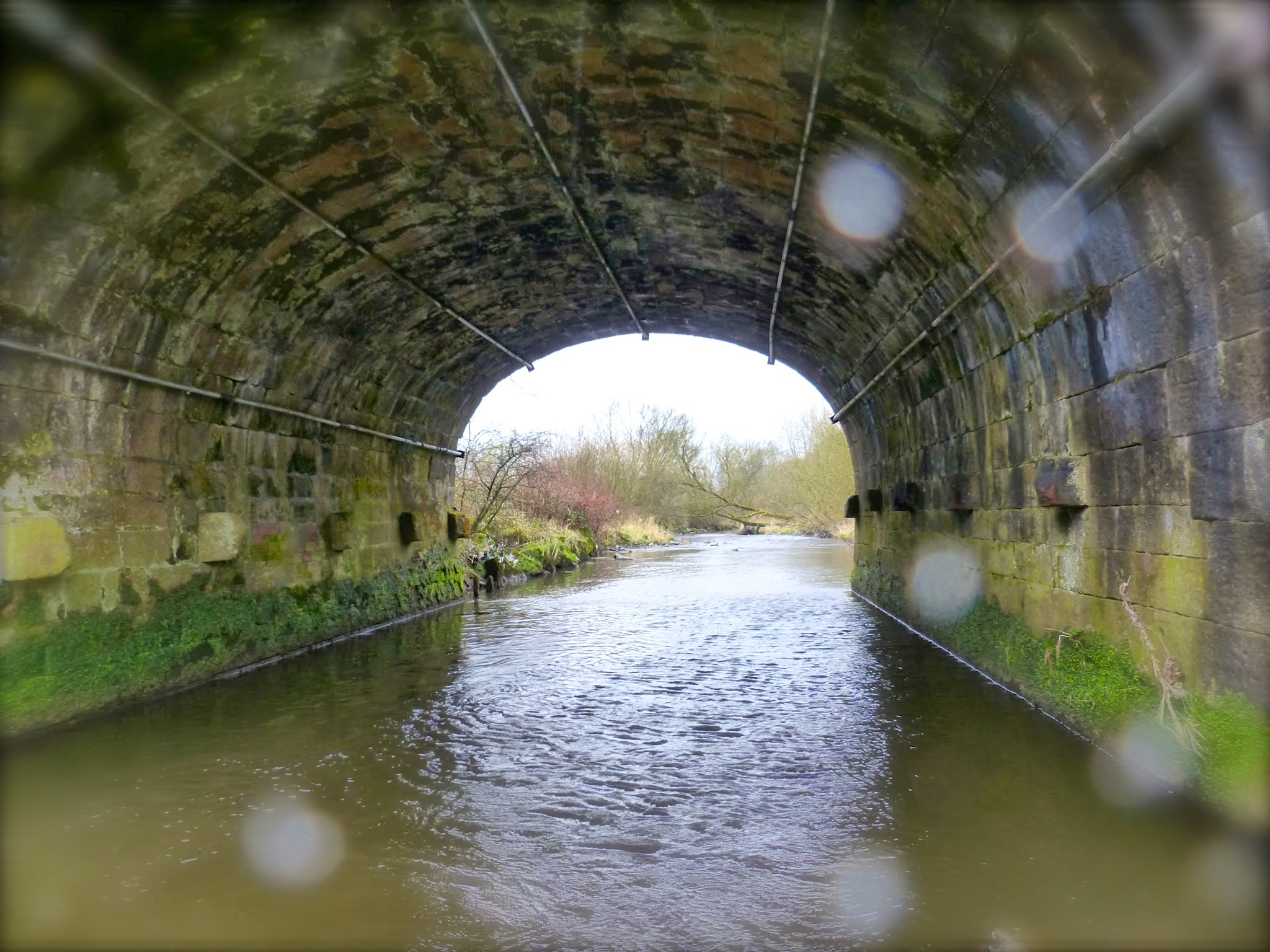 Urban stream Lancashire