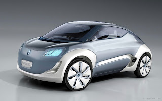 Renault Zoe ZE Concept
