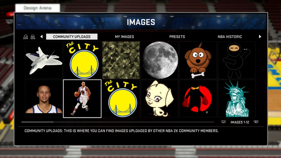 NBA 2k16 Pro-AM Mode FAQ : Team Customization