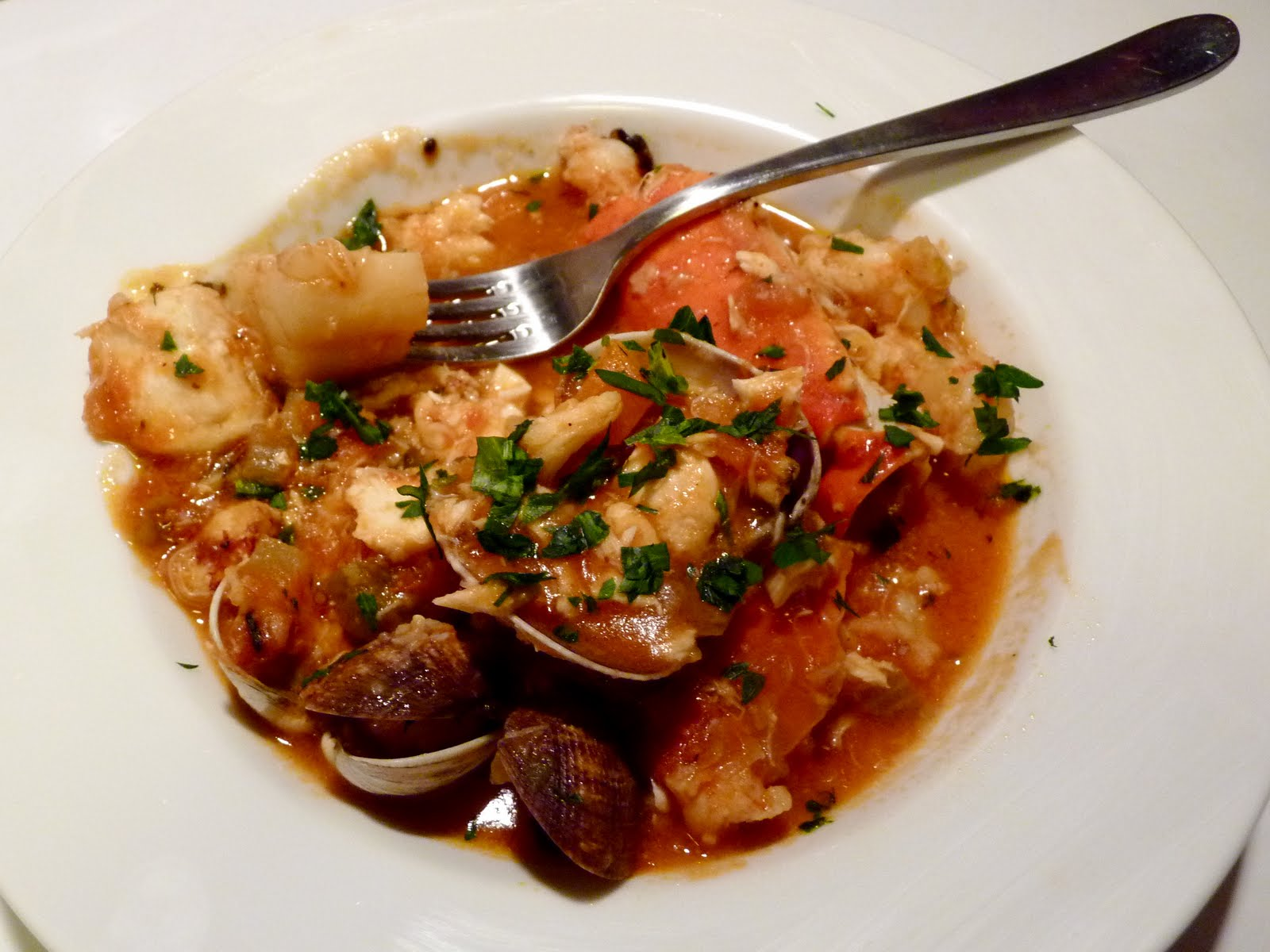 Alaskan Halibut Cioppino Recipes — Dishmaps