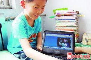 dicopasdong.blogspot.com - Bocah Jenius (9 Tahun) Menguasai Hampir Semua Bahasa Programer