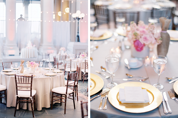 Graham Chapel and Missouri History Museum Wedding | Sisters Floral ...