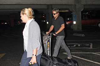 Charlize Theron Boyfriend Stuart Townsend 2012