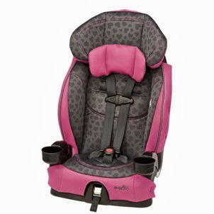 Evenflo Chase Lx Harnessed Booster Car Seat Jubilee Nz