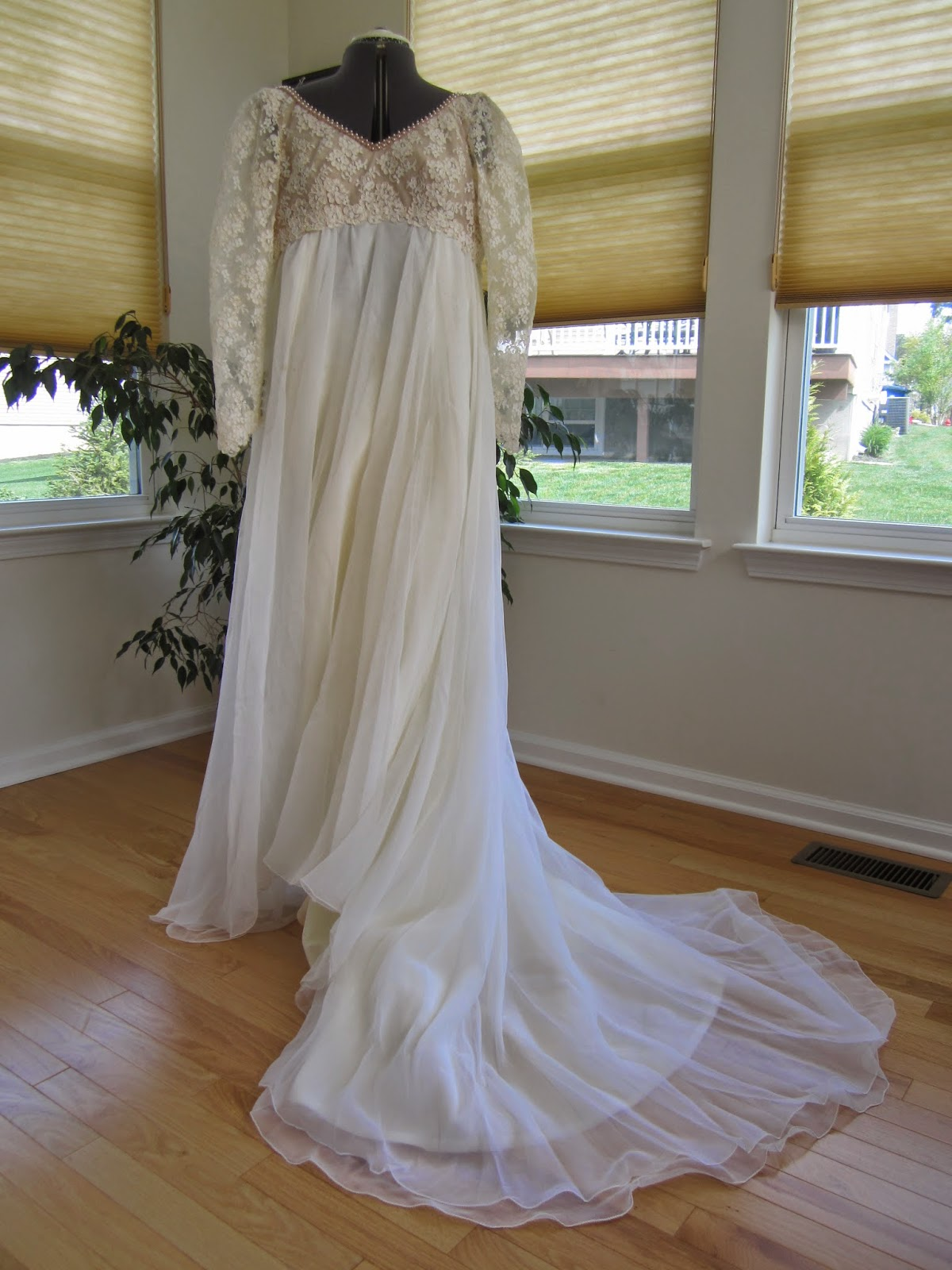 Make Christening Gown From Wedding Gown | Money and Finance