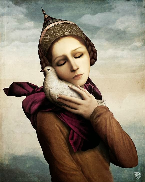 Surealisme and Fantasy Digital Painting karya Christian Schloe