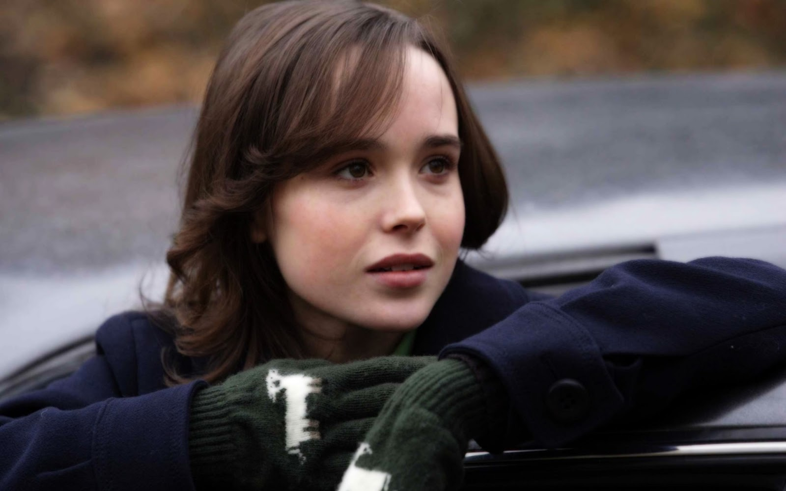 Hollywood Celebrities: Ellen Page Hot Hd Wallpapers