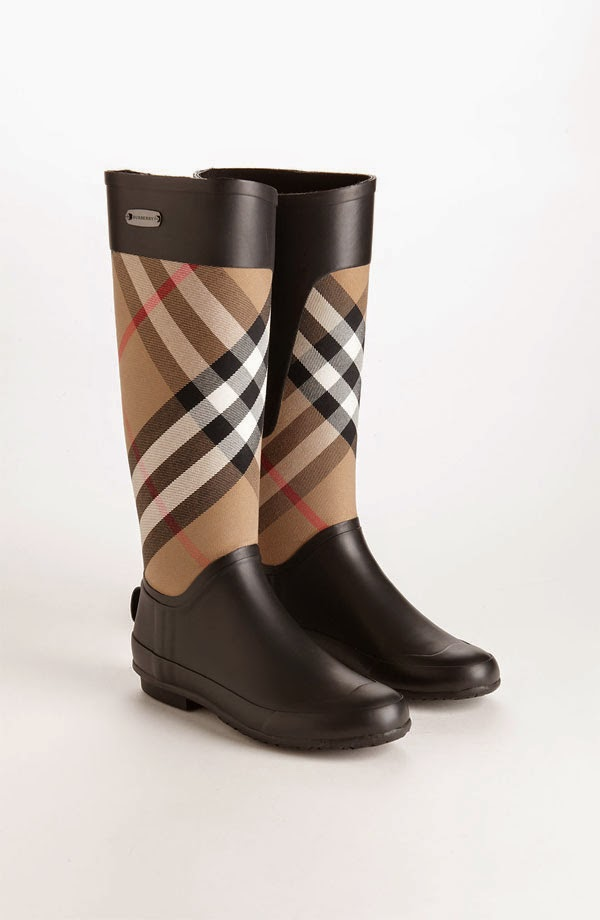 Burberry Clemence Rain Boot