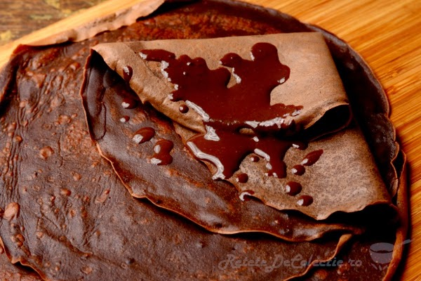 clatite ciocolata