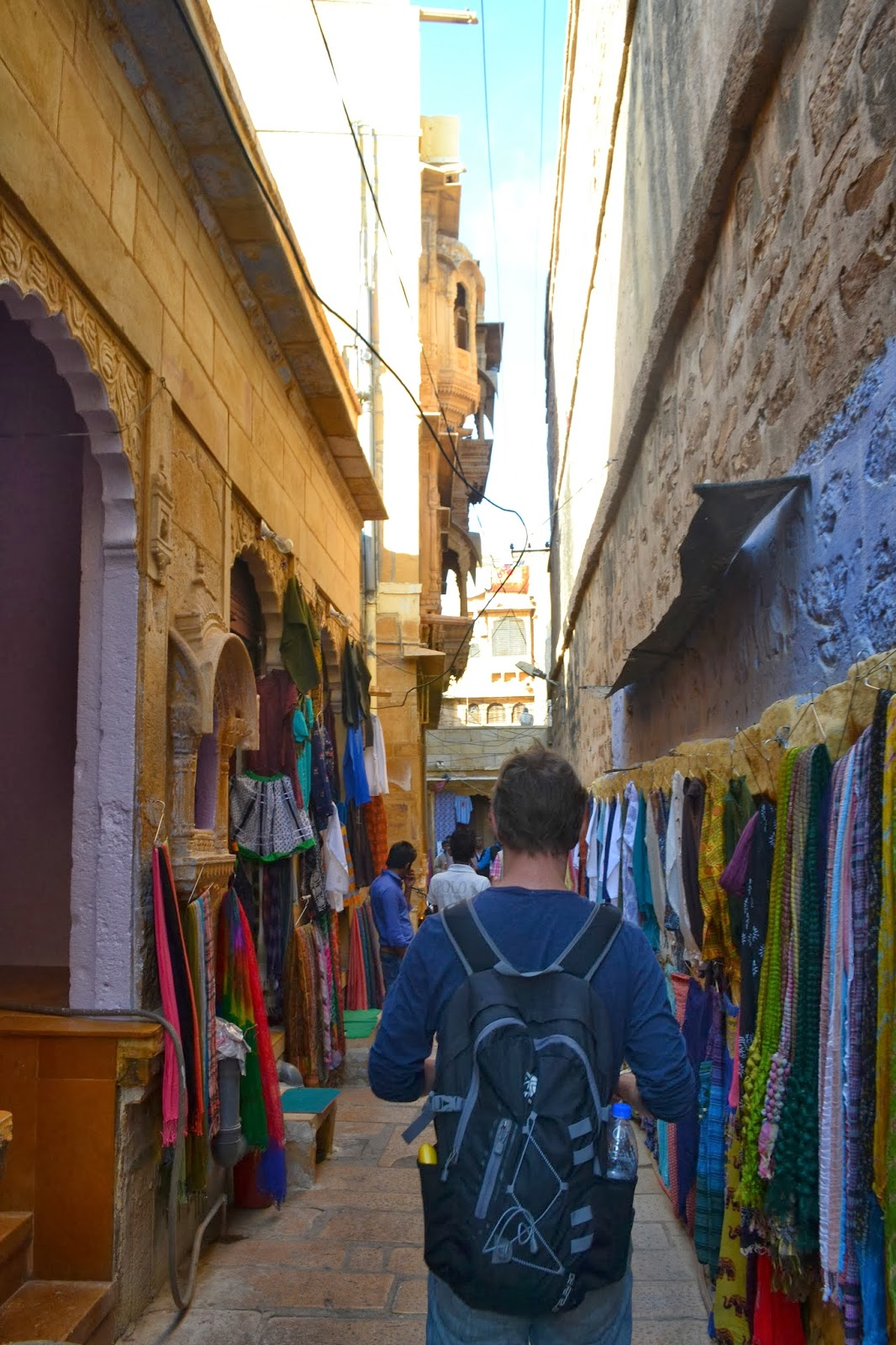 shopping Jaisalmer