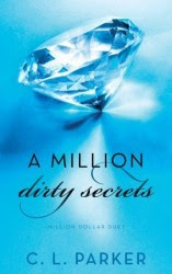 million dollar duet, million dirty secrets, erotic, romance, erotica books, debut novels, 50 shades, fifty shades, noah crawford