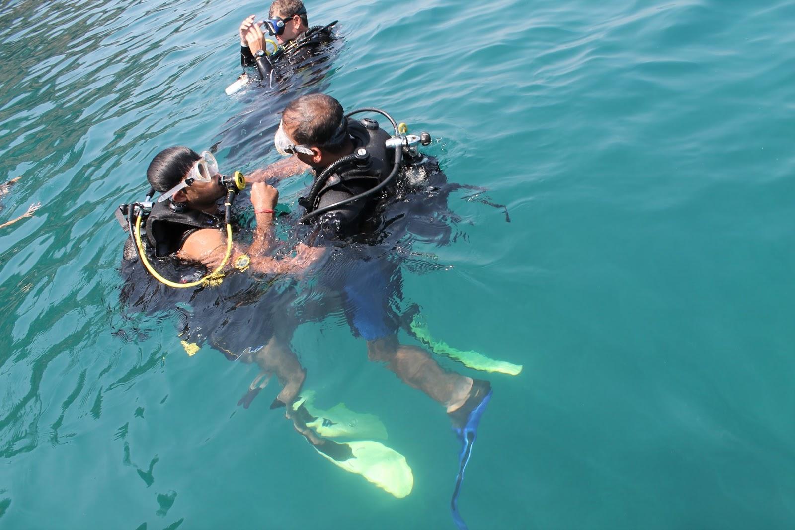 Netrani Island Scuba Diving Review