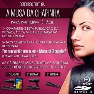 "Concurso Cultural ""A Musa da Chapinha"""