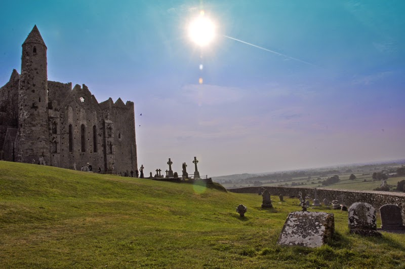 Irland 2014 - Tag 5 | Rock of Cashel