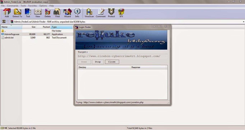 Download Admin Page Finder