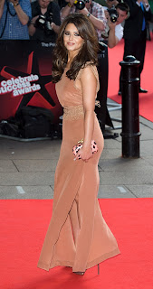 Cheryl Cole at the Prince's Trust Awards