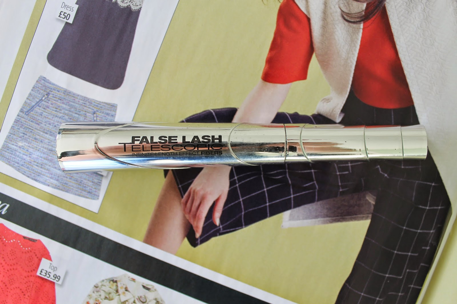 Review: L'Oreal False Lash Telescopic Mascara