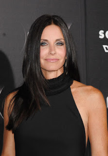 courteney cox plastic surgery 2012