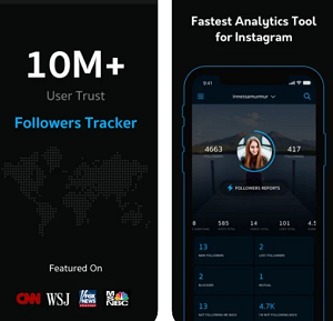 Social Networking App of the Week - Followers Tracker + reports