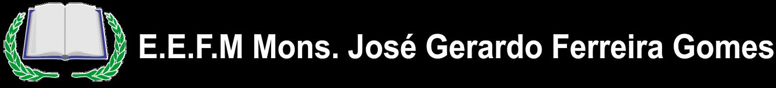 Escola Monsenhor José Gerardo Ferreira Gomes