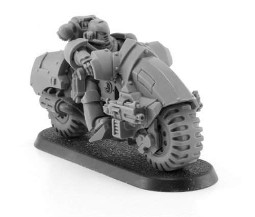Motos de ForgeWorld para la Herejía de Horus