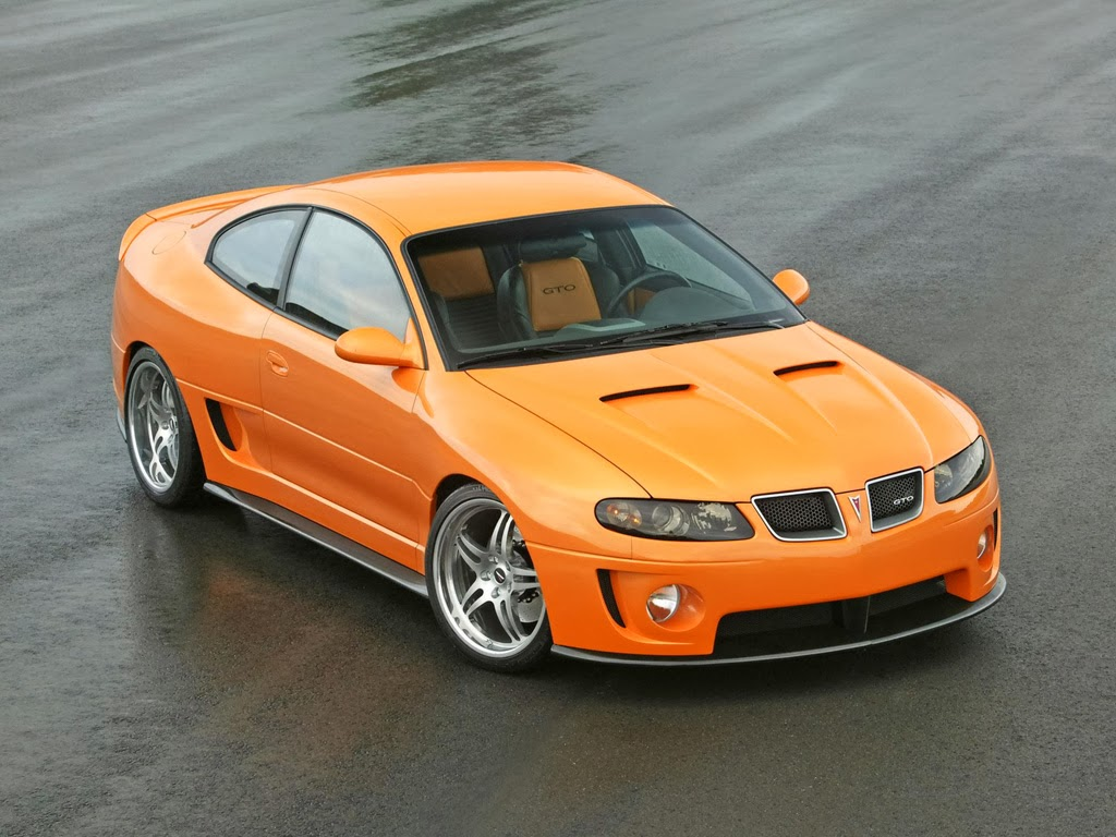 Pontiac Gto 2014 New Car Price Specification Review