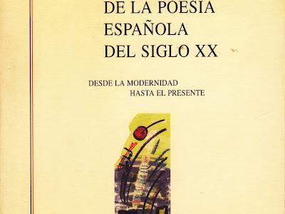 Historia de la Poesía Española del siglo XX