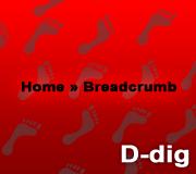 Navigasi Breadcrumb Blogger