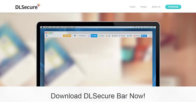 DLSecure Toolbar
