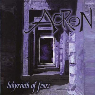 Acron - Labyrinth Of Fears (1998)