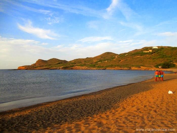 Playa de Binimel·là