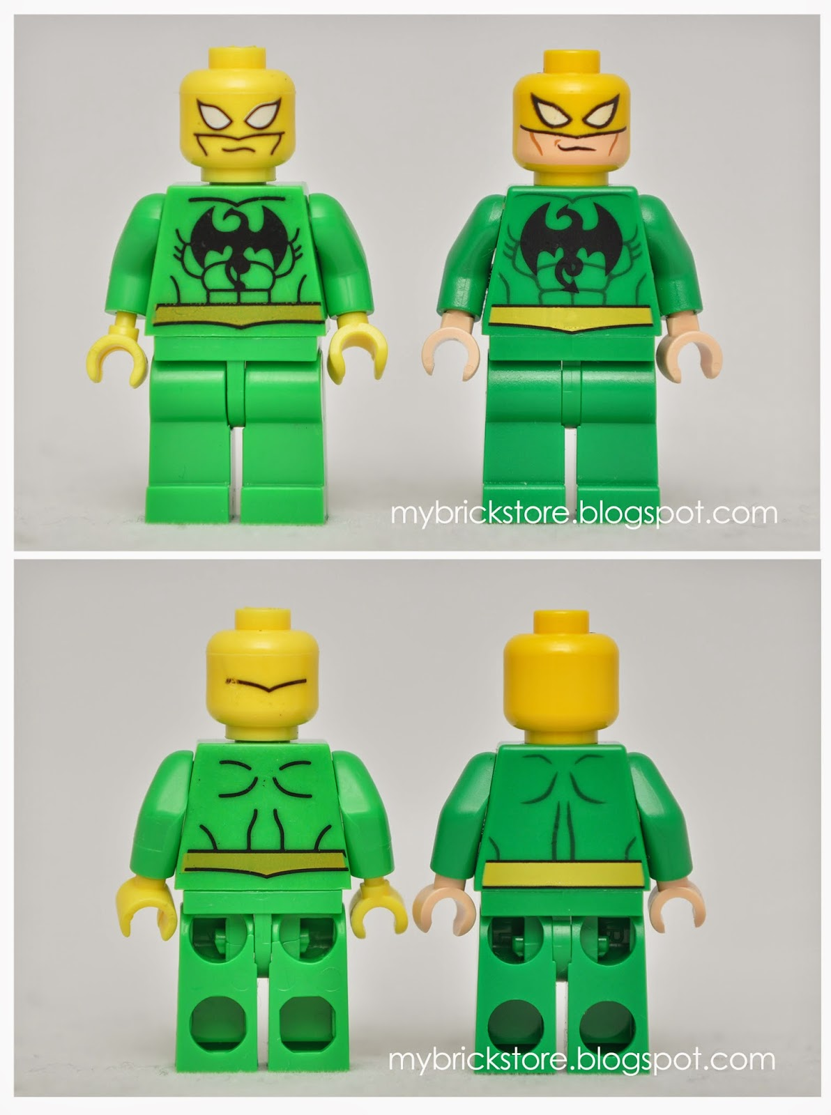 Lego Marvel Superheroes Iron Fist i Have Original Lego Iron Fist