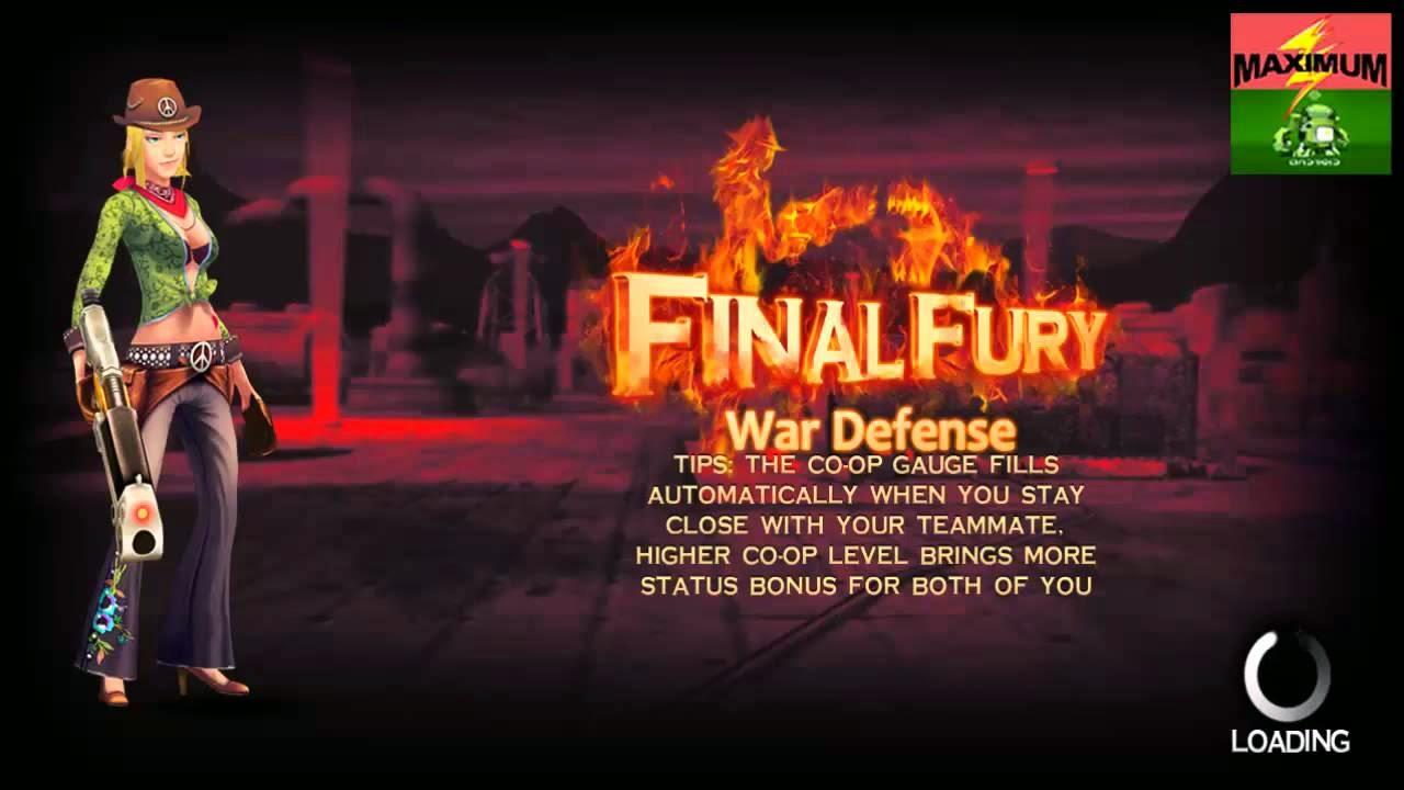 Final Fury: War Defense v1.4.6 Mod APK
