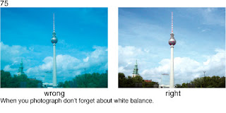Совет 75. Еще раз напоминаем - следите за балансом белого