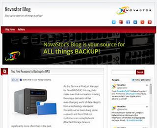 NovaStor Blog