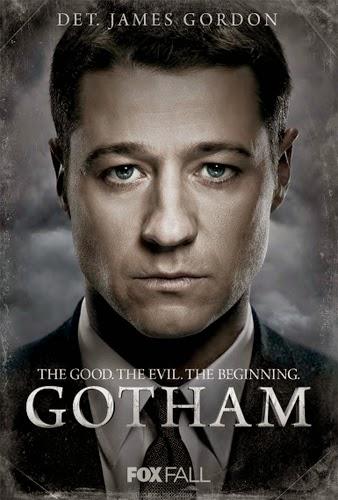 Thành Phố Tội Lỗi Phần 1 - Gotham Season 1