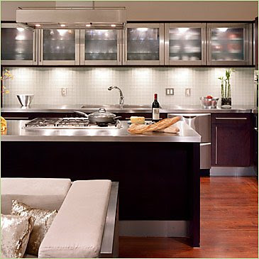 Kitchen on Kitchen Cabinets   Contemporary Kitchen Cabinets   Modern Kitchen