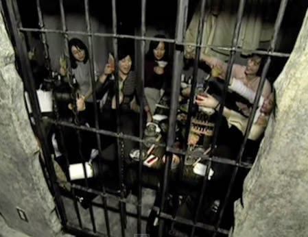 Jail-themed Restaurant