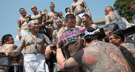kelompok Yakuza