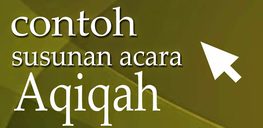 missi aqiqah depok: susunan acara aqiqah | aqiqah di depok