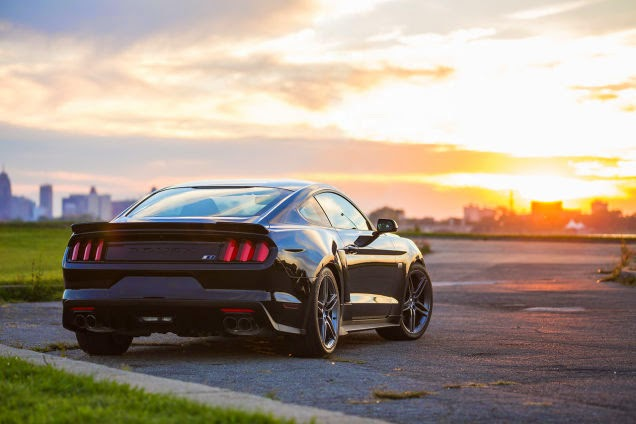 Roush Reveals the 2015 Mustang Lineup