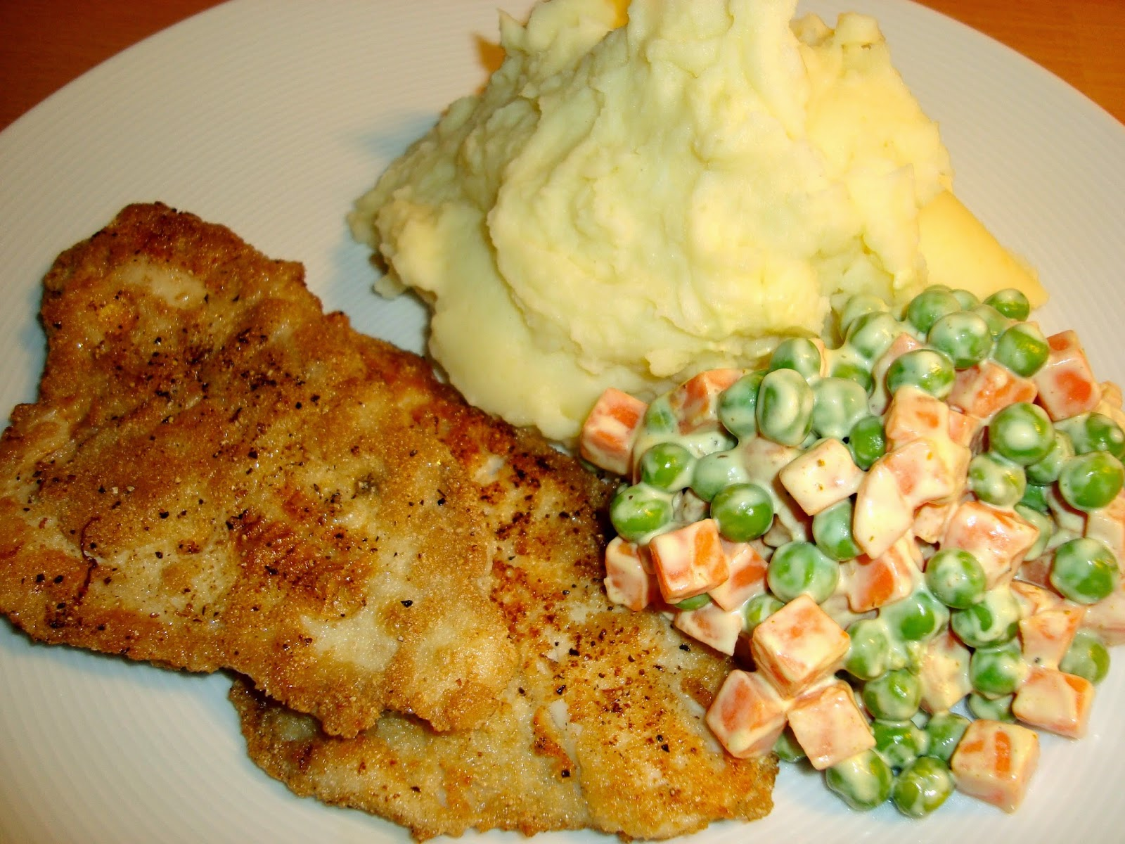 panerad fisk glutenfri